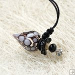 Murano Glass Aromatherapy Necklace PN500
