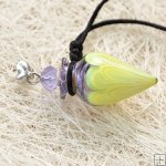 Murano Glass Aromatherapy Necklace PN492