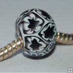 Millefiori beads fit Pandora Jewelry P0011,sold per 10 beads