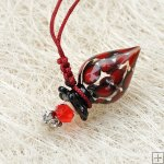 Murano Glass Aromatherapy Necklace PN499